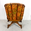 Thumbnail: Mid Century Chair Rocking/Swivel