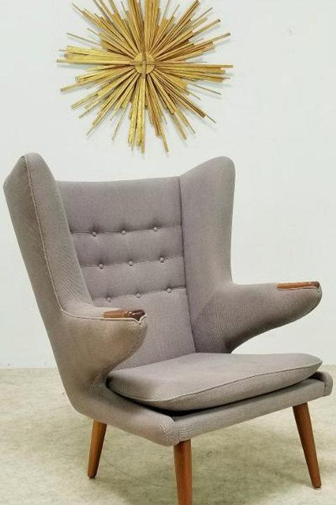 Mid Century Hans Wegner style chair