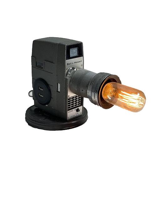 Repurposed Camera Lamp