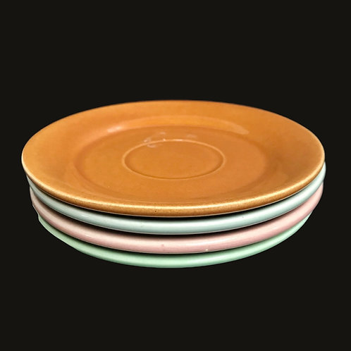 Bauer Saucer set of 4