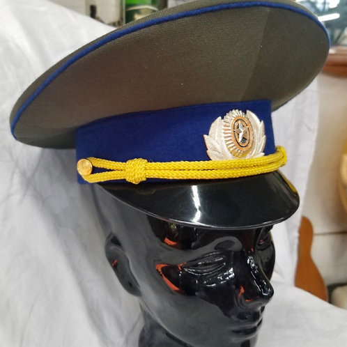 Russian Officers Cap