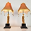 Thumbnail: Asian table Lamps Pair
