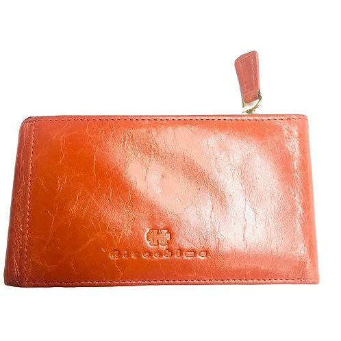 Hiroshima Fiocchi Italy Orange Wallet