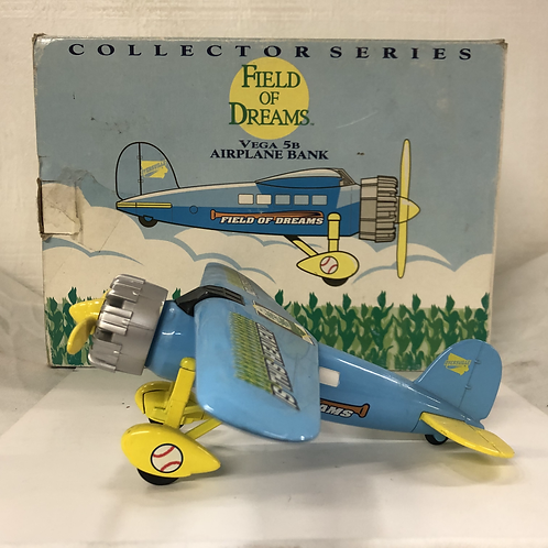 Field of Dreams Airplane Bank