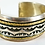 Thumbnail: Bracelet by Marc Antia Gold and Silver