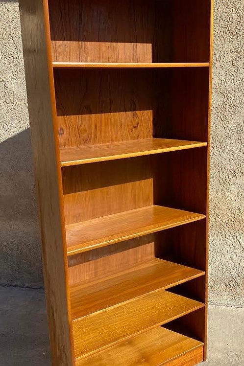 Danish book shelf