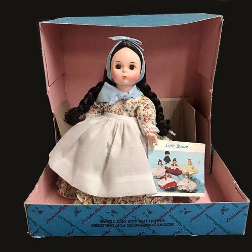 """Madame Alexander """"Argentine"""" with Box"""