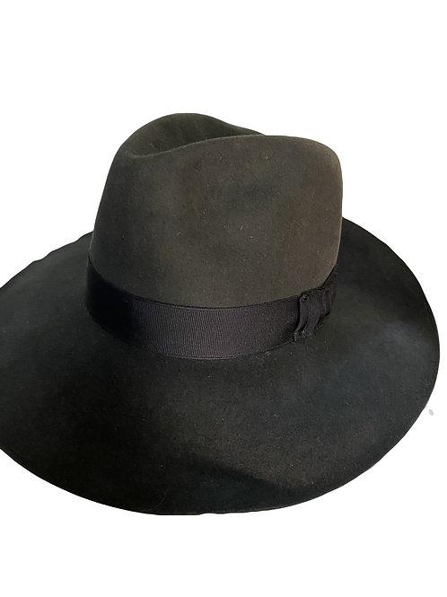 BORSALINO ALESSANDRIA GREY HAT (ITALY)