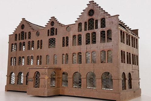 Antique Handmade Bird House
