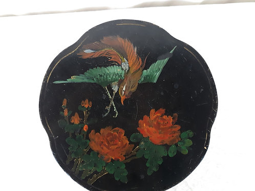 Chinese Lacquer Stool