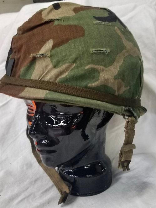 Viet Nam Era US Army Helmet