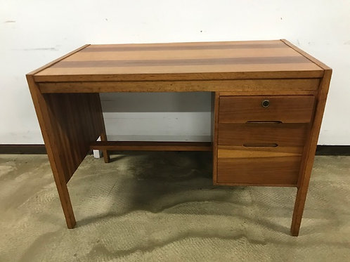 Multi-grain Wood Desk