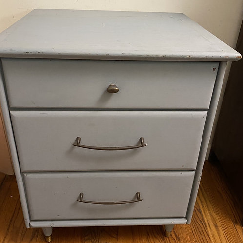 MID CENTURY MODERN NIGHT STAND