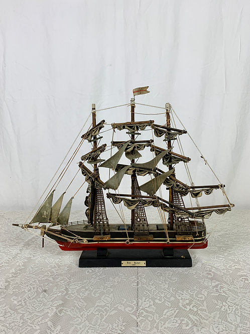 """Red Jacket 1869"" Model Sail Ship"