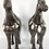 Thumbnail: Chinese vintage style oriental tiles Tang horse Pair