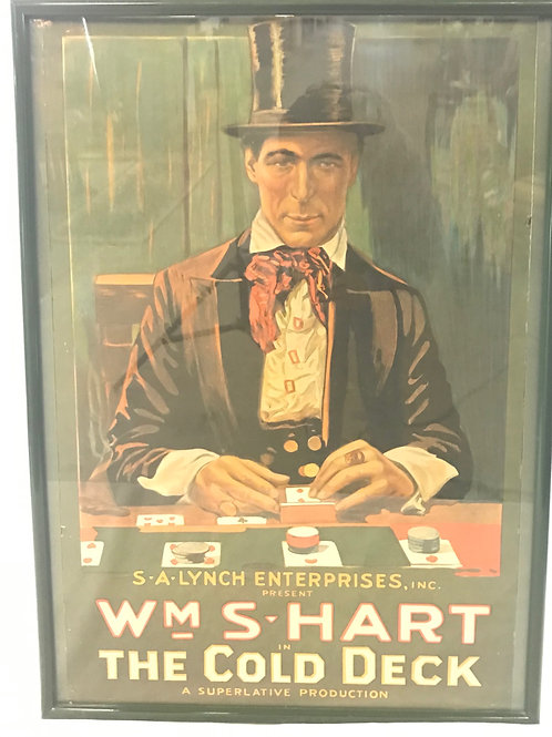 Vintage Reproduction Poster