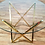 Thumbnail: Mid Century Modern end Tables with glass top
