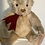 Thumbnail: Teddy Bear Made in England Signed