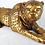 Thumbnail: Vintage Leopard statue