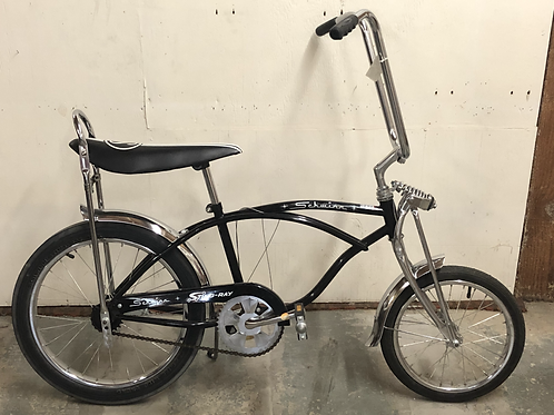 Schwinn Stingray Black Bicycle