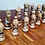 Thumbnail: Antique chess game table