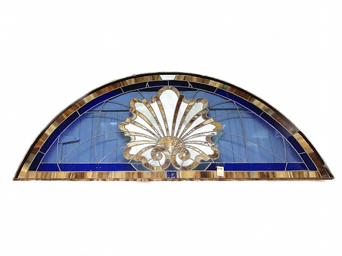 Stain Glass Transom
