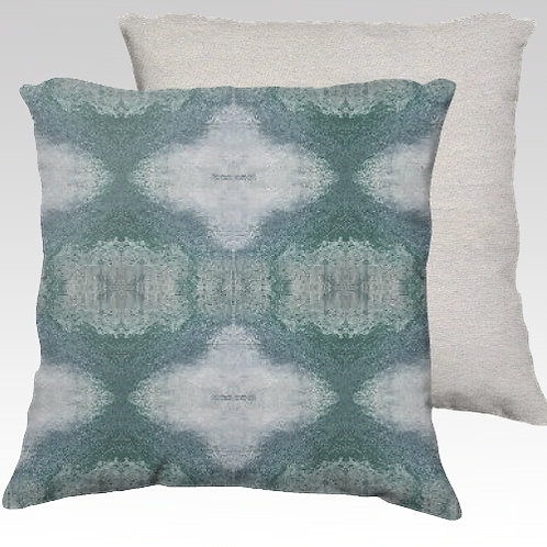 Fire & Ice Velvet Pillow