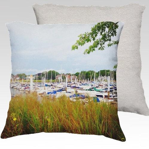 Compo Marina Velvet Pillow
