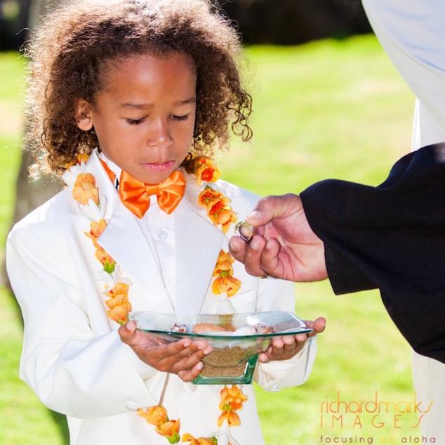 Maui Wedding White Orchid WeddingBeachHouse.