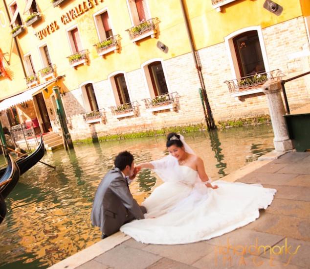 Venice Wedding by Maui ProfessionalPhotographe