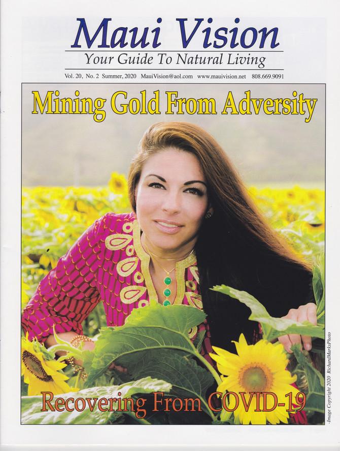 Maui Vision Magazine Cover #26