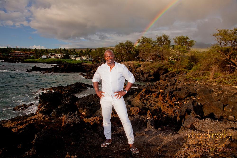 Terry Crews and Family- Maui Photo Shoot