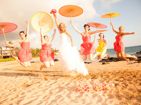 Welcome to my updated Maui Wedding Photography Website!