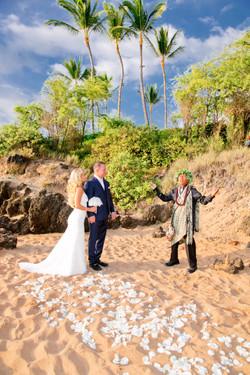 Wedding At Grand Wailea Beach