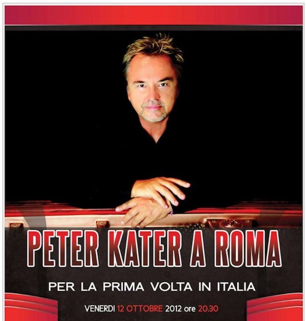 Peter Kater Rome Concert