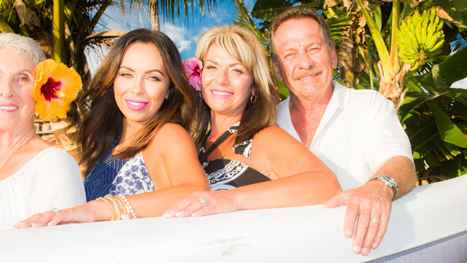 Been Blessed with Photographing some Great Families on Maui!