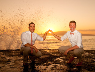 Welcome to Maui LGBTQ Photography's                 new website!