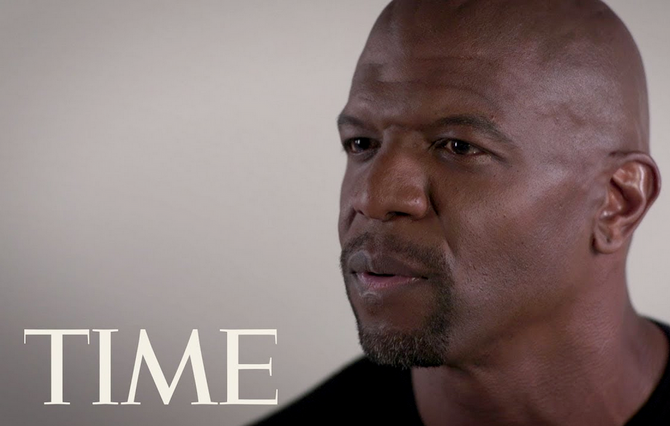 Terry Crews- Person of the Year 2017