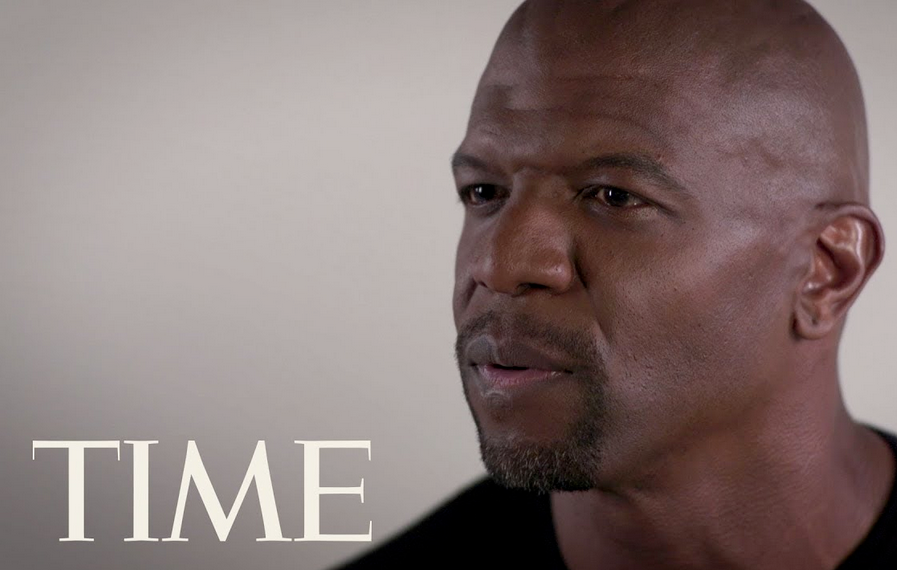 Terry Crews-Person of the Year, #metoo
