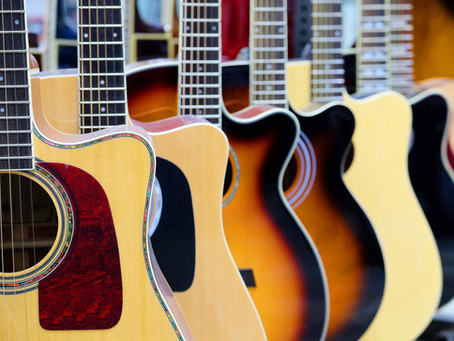 Best Acoustic and Electric Guitars for Beginners