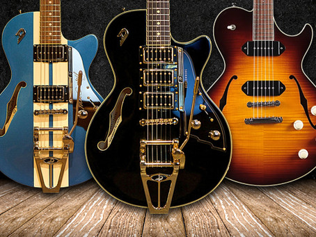 What to Look for While Buying an Electric Guitar