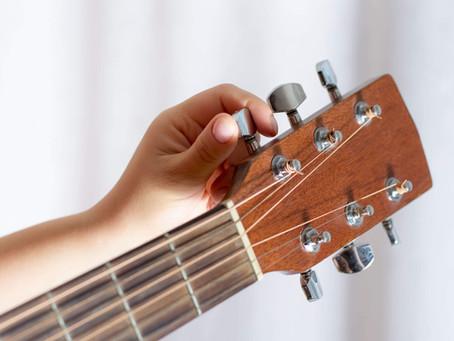 Guitar Adjustment 101