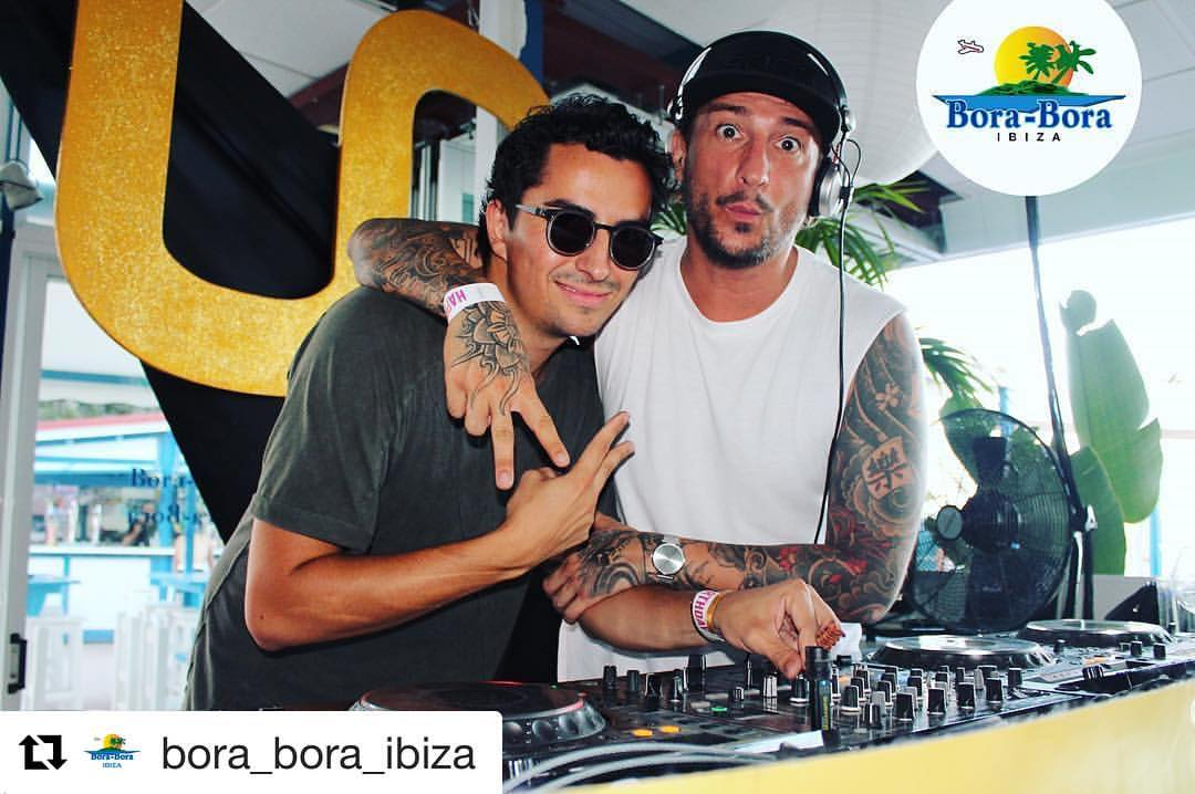 Tom Pool _ Bora Bora Ibiza