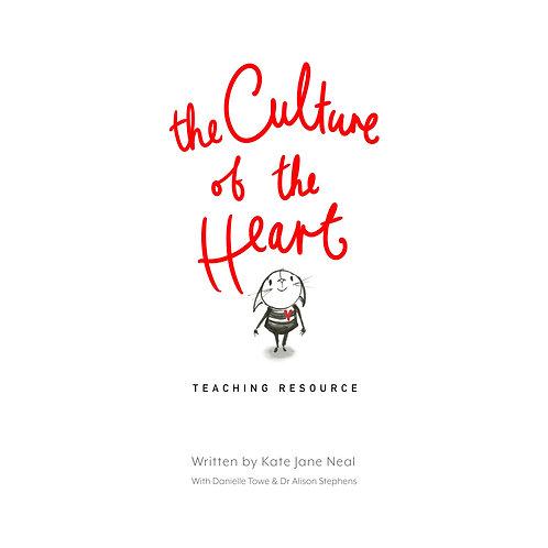 Culture of the Heart Schools Resource - Medium School (100-250 pupils)