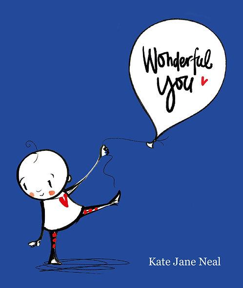 Wonderful You (UK Edition) Hard-back gift edition.