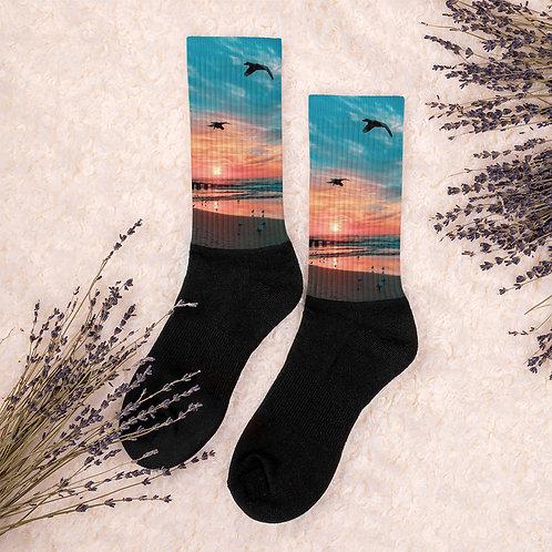 Gull Sunrise Socks