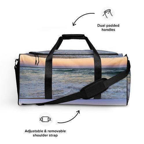 Soft Waves Duffel Bag