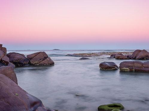 Fairy Floss Sky- MM Beach