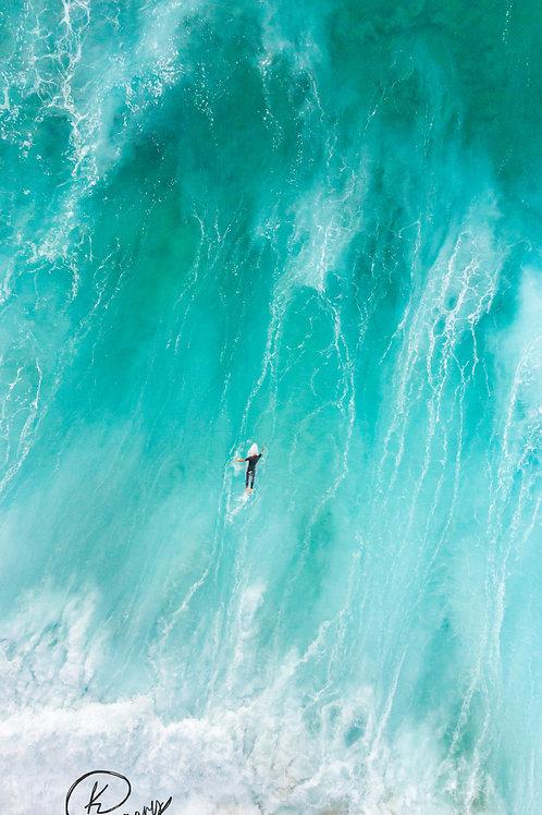 """Surfers paradise  20X30"""" Canvas"""