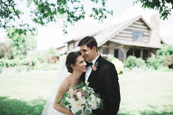 Caitlin + Josh | J.L. Scott Photography